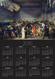 The Tennis Court Oath, 20th June 1789, 1791 Posters by Jacques-Louis David