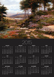 Through the Heather, Dunkeld, Scotland, United Kingdom Posters by George Vicat Cole