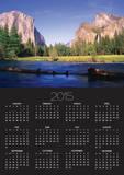 Yosemite Valley Posters by Robert Glusic