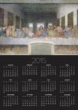 The Last Supper, 1495-97 Prints by  Leonardo da Vinci