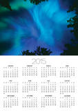 Northern Lights Or Aurora Borealis, Tilton Lake, Sudbury, Ontario, Canada. Prints by Mike Grandmaison