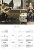 Annunciation, 1472-75 Photo by  Leonardo da Vinci