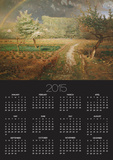 Spring at Barbizon, 1868-73 Posters by Jean-François Millet