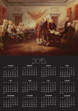 Signing the Declaration of Independence, 4th July 1776, C.1817 Prints by John Trumbull