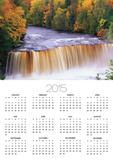 Tahquamenon Falls in Autumn Posters by Joseph Sohm