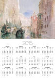A Canal Near the Arsenale, Venice Photo by William Turner