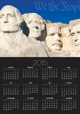 We the People Above Mount Rushmore Posters by Joseph Sohm