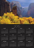 Zion National Park Posters by George H.H. Huey