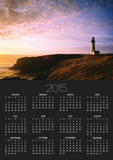 Sun Rising over Yaquina Head Lighthouse Prints by Craig Tuttle