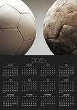 Soccer ball Poster by Paul Taylor