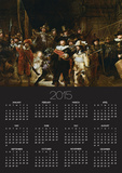 The Nightwatch Prints by  Rembrandt van Rijn