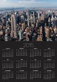 Manhattan Skyline Poster by Cameron Davidson