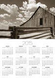 Fence and Barn Prints by Aaron Horowitz