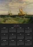 The Confluence of the Thames and the Medway, circa 1808 Photo by William Turner