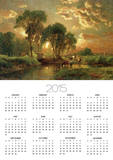 Medfield, Massachusetts Poster by George Inness