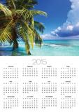 Beach at Soneva Fushi Resort in the Baa Atoll Posters by Frank Krahmer