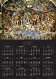 Sistine Chapel: the Last Judgement, 1538-41 Posters by  Michelangelo Buonarroti