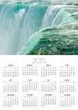 Horseshoe Falls at Niagara Falls Posters by Mark A. Johnson