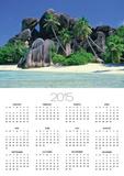 La Digue, Seychelles Posters by José Fuste Raga