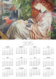 La Pia De Tolomei, 1868-80 Posters by Dante Gabriel Rossetti