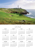 Old Head Golf Club in Ireland Prints by Tony Roberts