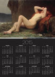 Mary Magdalene in the Cave, 1876 Print by Jules Joseph Lefebvre