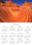 Coyote Butte's Sandstone Stripes Prints by Joseph Sohm