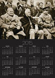 The 'Big Three' at the Yalta Conference Posters by  English Photographer