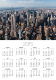 Manhattan Skyline Prints by Cameron Davidson