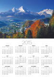 Berchtesgaden and Mount Watzmann Posters by Walter Geiersperger