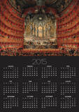 Concert Given by Cardinal de La Rochefoucauld at the Argentina Theatre in Rome Posters by Giovanni Paolo Pannini