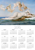 Birth of Venus, 1863 Prints by Alexandre Cabanel