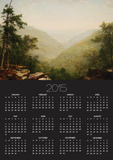 Kaaterskill Clove Poster by Asher B. Durand