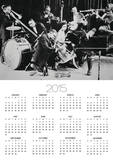 King Oliver's Creole Jazz Band 1920, Calendar