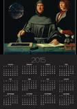 Portrait of Luca Pacioli Posters by Jacopo De' Barbari
