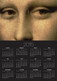 Mona Lisa, c.1503-6 Poster by  Leonardo da Vinci