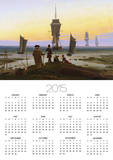 The Stages of Life Prints by Caspar David Friedrich