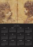 Study of a Child's Head Posters by  Leonardo da Vinci