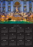 Trevi Fountain Posters by Sylvain Sonnet