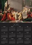 Death of Julius Caesar Prints by Vincenzo Camuccini
