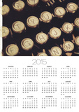 Old Typewriter Keys Print by Jennifer Kennard