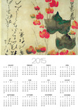 Poppies Print by  Japanese School