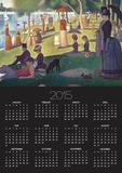 A Sunday on La Grande Jatte 1884, 1884-86 Prints by Georges Seurat
