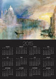 Venice: Grand Canal with Santa Maria Della Salute Photo by William Turner