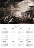 The Fall of Babylon Posters by John Martin