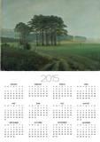 Midday, 1820-25 Poster by Caspar David Friedrich