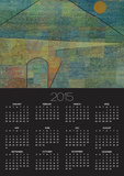 Ad Parnassum, 1932 Posters by Paul Klee
