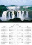 Iguazu Waterfalls in South America Posters by Joseph Sohm