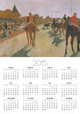 The Parade, or Race Horses in Front of the Stands, circa 1866-68 Posters by Edgar Degas