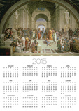 School of Athens, from the Stanza della Segnatura, 1510-11 Posters by  Raphael